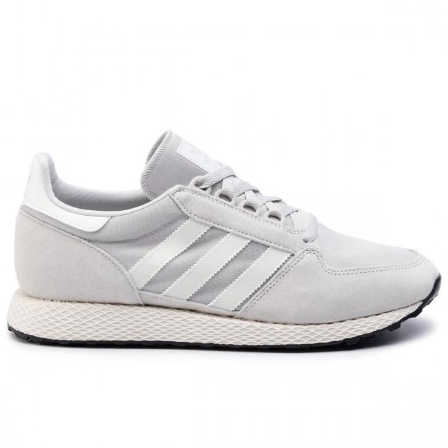 cblack clowhi Basse Forest Sneakers Ee5837 Scarpe Uomo Adidas Grove Greone OPikTXZu