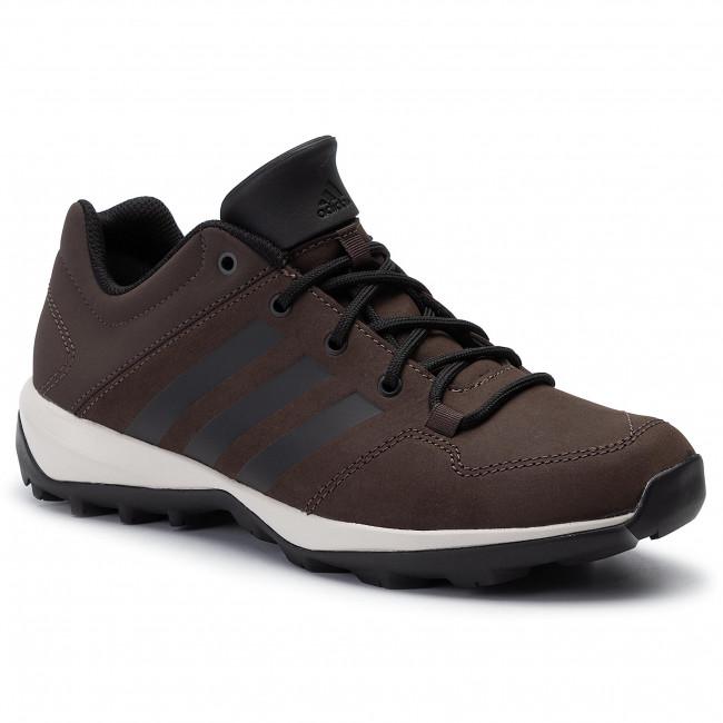 Scarpe adidas Daroga Plus Lea B27270 BrownCblackSbrown