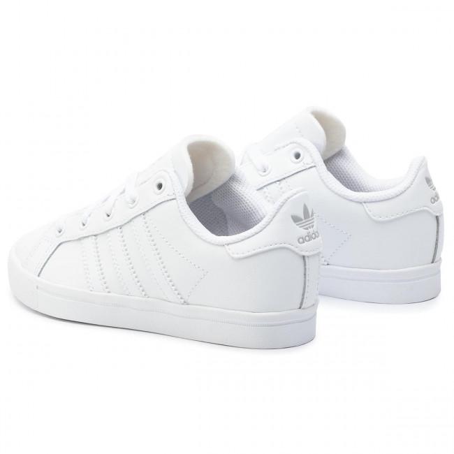 Adidas Ee7487 Stringate Scarpe Star Basse ftwwht gretwo Bambino Coast Bambina C Ftwwht sdxtChoQrB