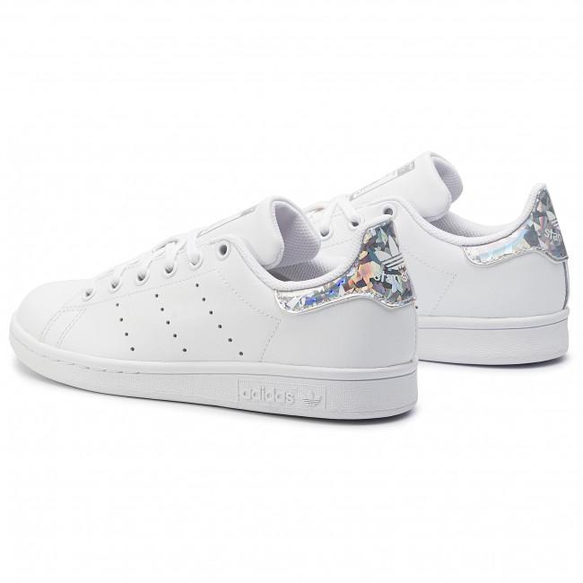 Schuhe adidas Stan Smith J EE8483 FtwwhtFtwwhtCblack