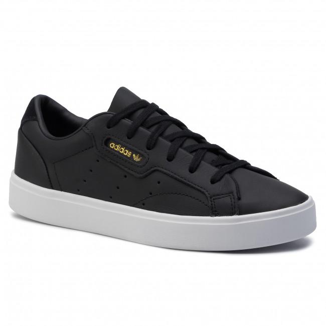 Scarpe adidas - Sleek W CG6193  Cblack/Cblack/Crywht