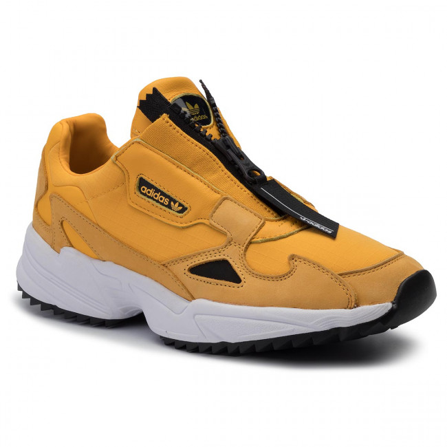 Scarpe adidas Falcon Zip W EE5113 ActgolCblackFtwwht