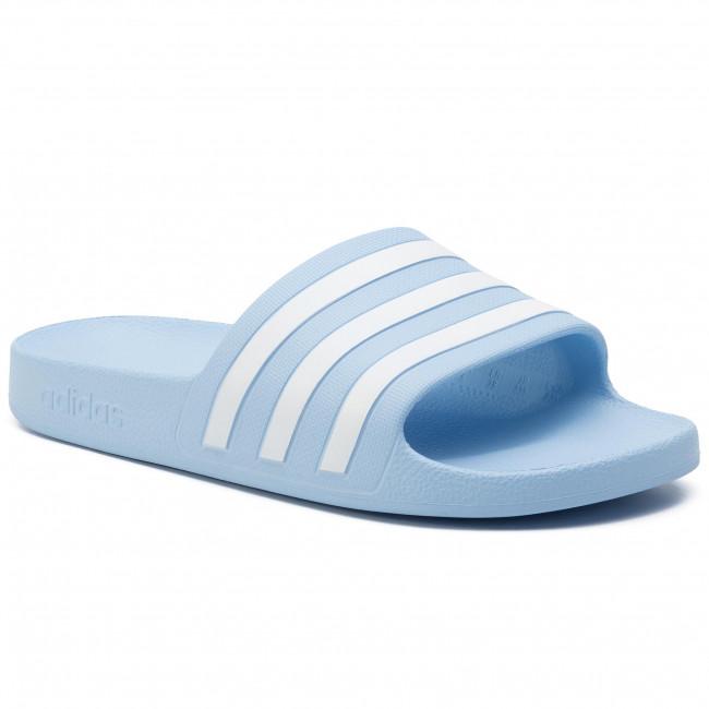 Ciabatte adidas - adilette Aqua EE7346 Globlu/Ftwwht/Globlu