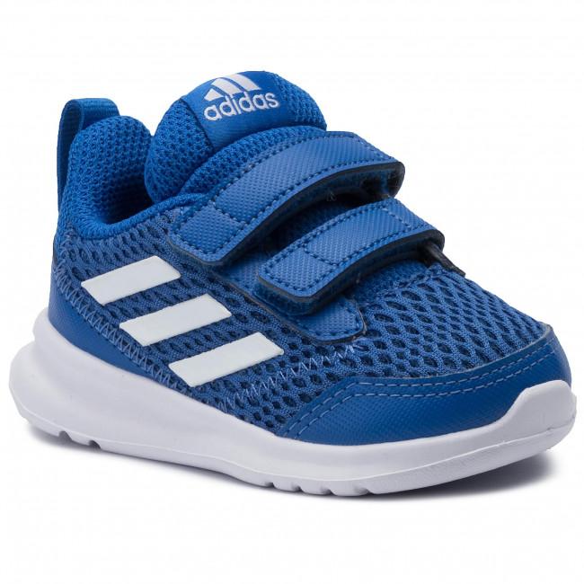 Strappi Cf I blue Bambino Basse Altarun Scarpe Adidas Blue Cg6818 A ftwwht hQdrsCxt