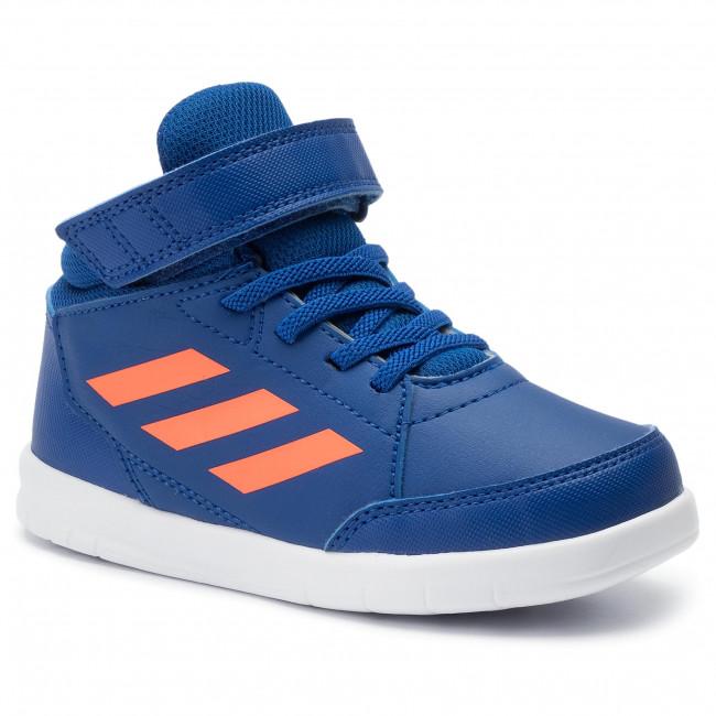 Adidas Altasport Mid Blu Scarpe Shoes Bambino Sportive