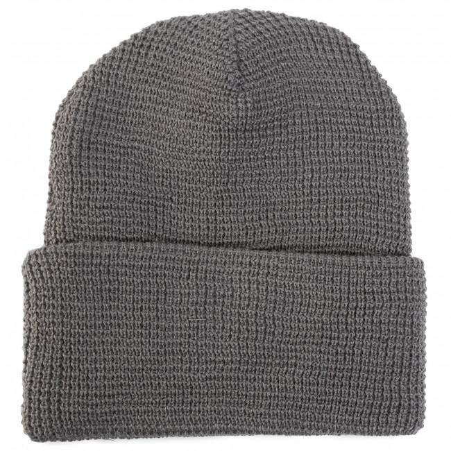 Cappello adidas - Waffle Cuff Kni ED8034 Grefiv/White - Donna - Cappelli - Accessori tessili - Accessori