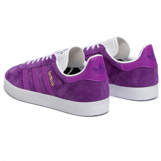 Scarpe adidas Gazelle W EE5537 ActpurShopurFtwwht