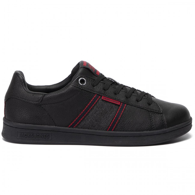 Scarpe Uomo Basse Jfwbanna Anthracite 12159574 Jack amp;jones Sneakers DW2Y9HIeEb