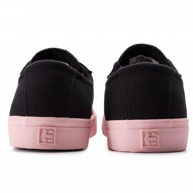 Scarpe sportive ETNIES - Jameson Vulc Ls W's 42010000323 Black/Pink 963 - Scarpe da ginnastica - Scarpe basse - Donna