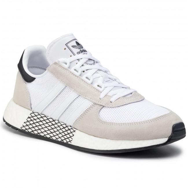 Adidas Marathon cblack Basse Uomo Sneakers Tech Scarpe Ee4925 Ftwwht ftwwht wN0nm8