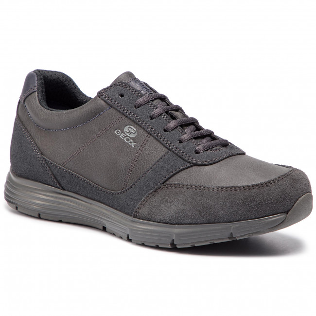 Sneaker Geox Dynamic Antracite