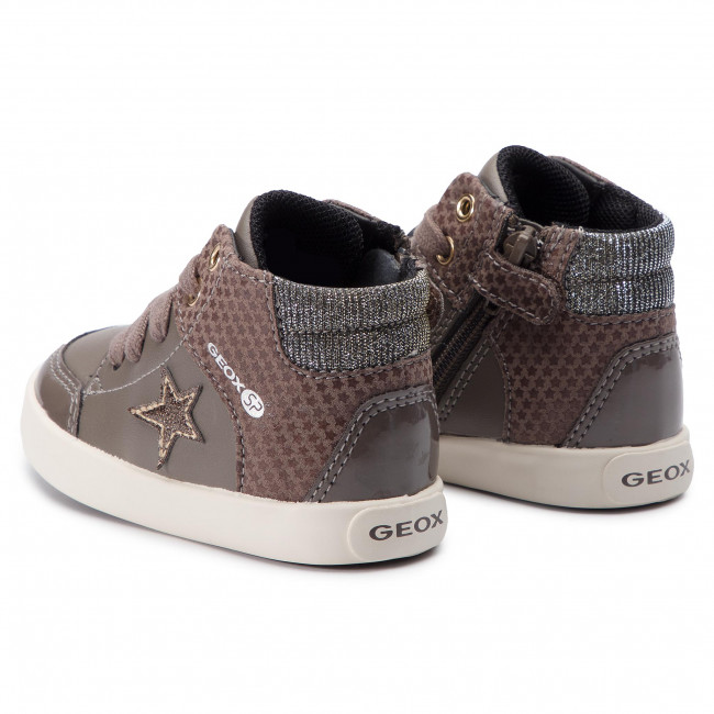 Sneakers GEOX B Gisli G. A B841MA 054AU C9006 M Smoke Grey