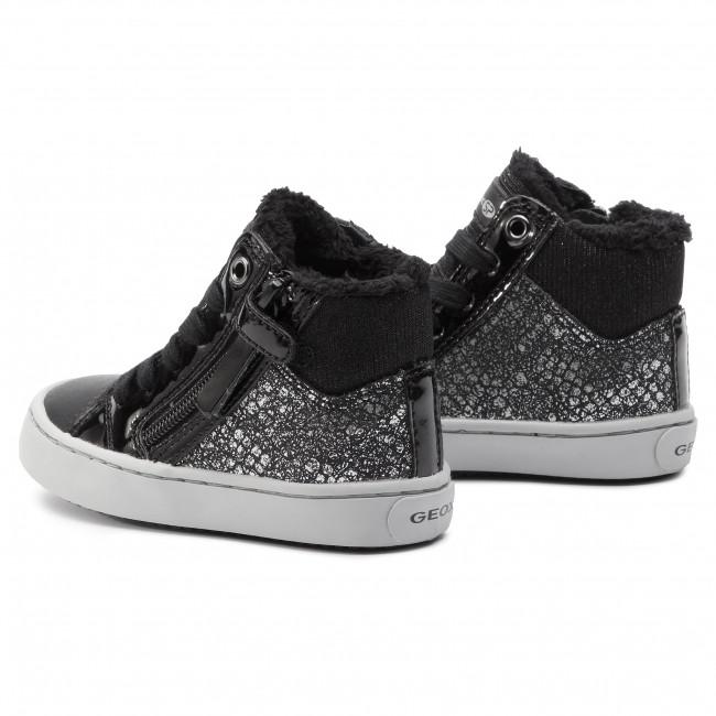 Bambino Altri Gisli 00454 GB Polacchi Stivali E J J844nb Geox M C9999 Black Bambina Sneakers EeD9IYWH2