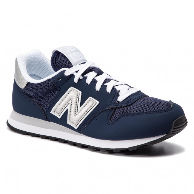 New Scarpe Sneakers Gw500mts Basse Scuro Balance Donna Blu Yvb7gf6y