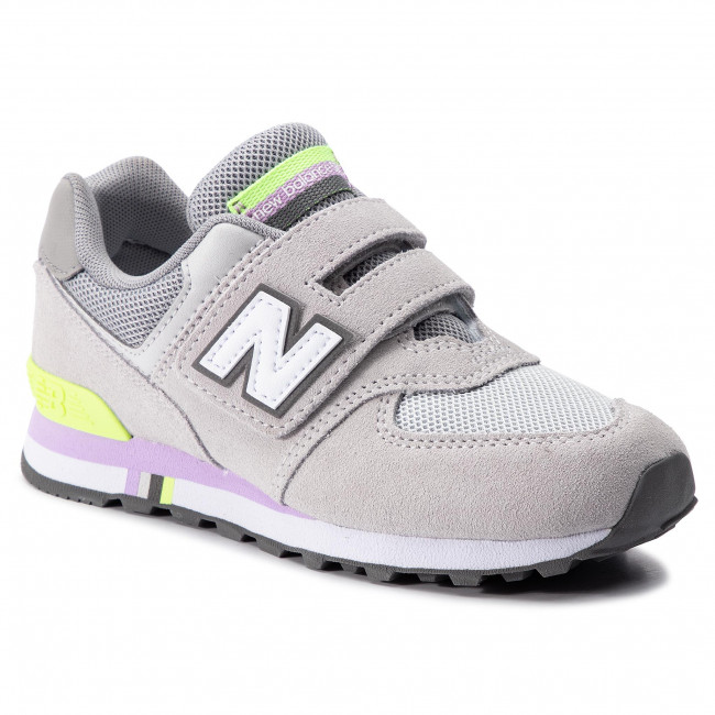 Sneakers NEW BALANCE YV574NSP Grigio