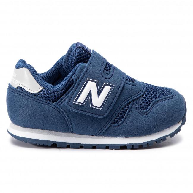 Sneakers A Balance Scuro New Iv373mt Scarpe Blu Bambino Basse Strappi O0wPkX8nN