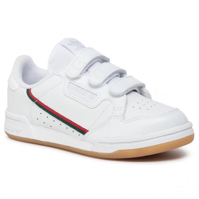 adidas continental scarpe bambino