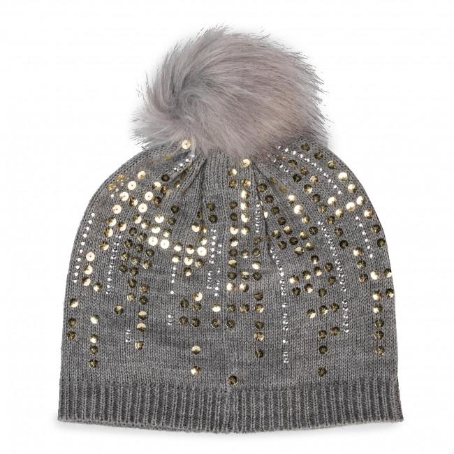 Cappello GUESS - Not Coordinated Hats AW8216 WOL01 GRY - Donna - Cappelli - Accessori tessili - Accessori