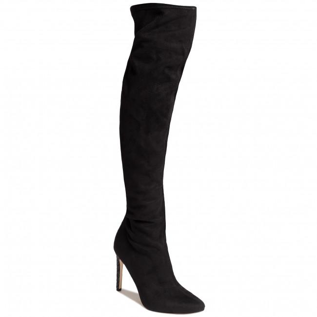 Stivali sopra il ginocchio GUESS Teodara FL8TEO ESU11 BLACK