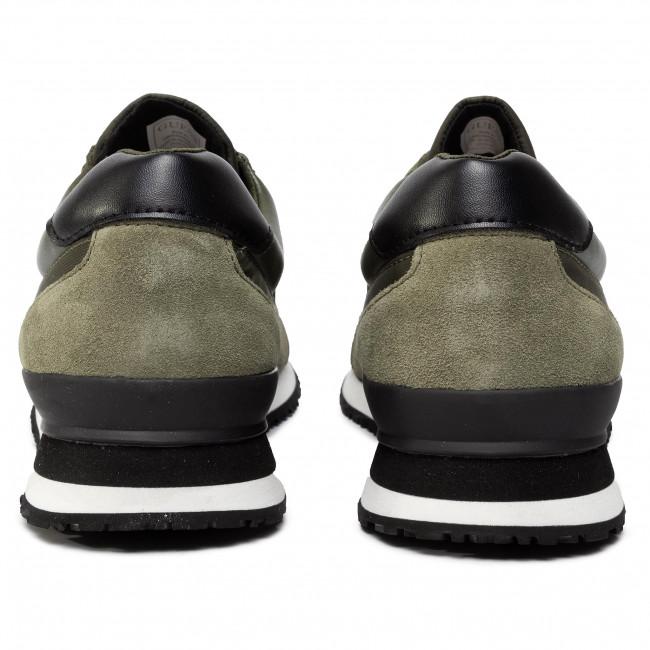 Sue12 Fm8cha Charlie Sneakers Uomo Guess Scarpe Mili Basse 54ARL3jcq