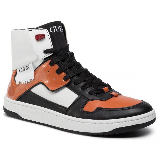 Dunk Sneakers Guess Fm8dnk Orang Uomo Hi Ele12 Basse Scarpe 4RALScj35q
