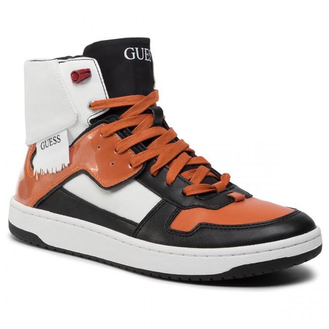 Guess Orang Sneakers Basse Ele12 Uomo Scarpe Dunk Fm8dnk Hi y7mI6bfgYv