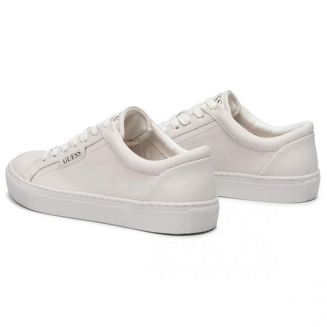 Sneakers GUESS Larry FM8LAR LEA12 WHITE