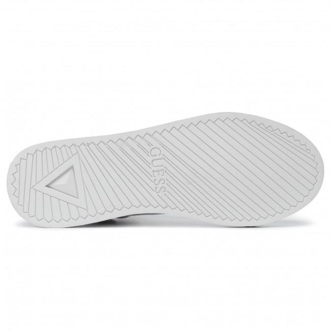 Larry Hi Sneakers Guess Fm8lry White Scarpe Fal12 Uomo Basse soQxthrdBC