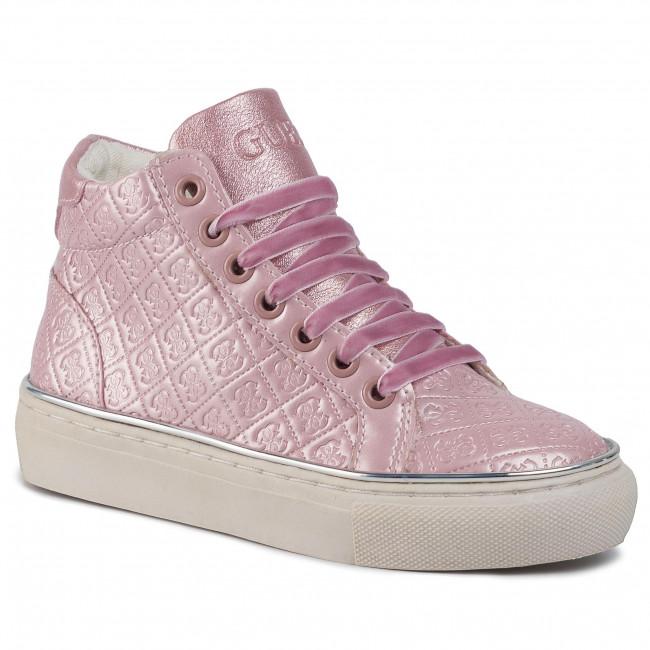 Sneakers GUESS - Missy Hi FI8MIS FAL12 ROSE
