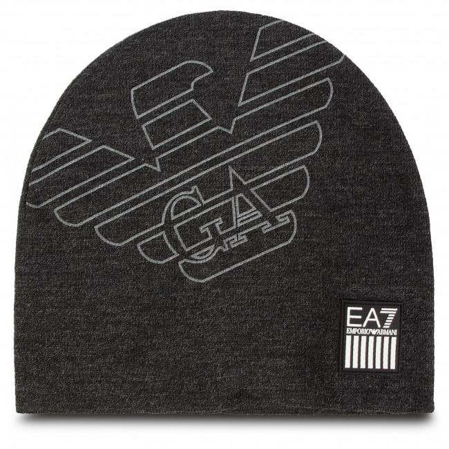 Cappello Cappelli 275803 8a302 Melange Armani Ea7 Carbon Tessili Emporio 08749 Accessori Qshdtr