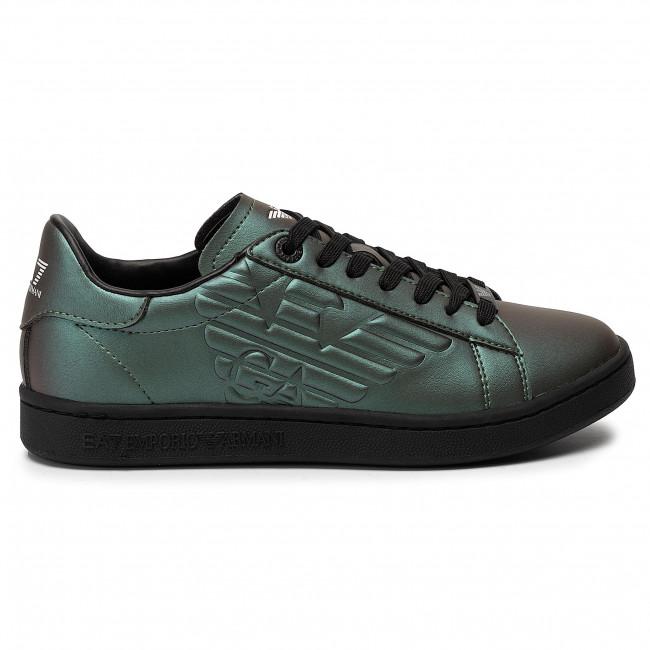 Black Sneakers Basse Emporio Xk106 00413 Scarb Ea7 Scarpe Armani X8x001 Uomo sBtQdCxhr