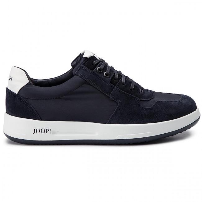 Scarpe basse JOOP! - Veluto 4140004934  Dark Blue 402 - Da giorno - Scarpe basse - Uomo