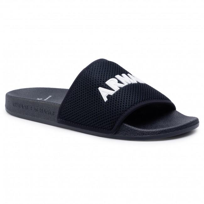 separation shoes 1b04d b039d Ciabatte ARMANI EXCHANGE - XUP001 XV087 A138 Blue/Opt White