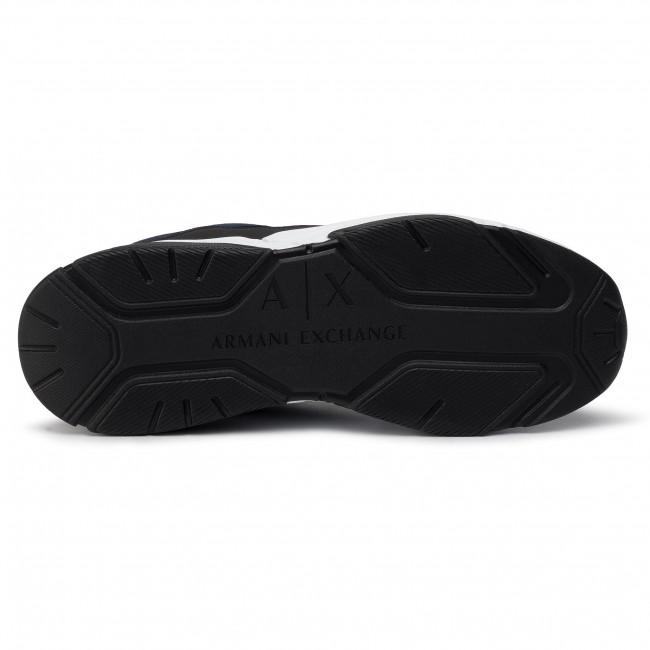Armani Xux026 Sneakers Exchange Xv070 Black navy Uomo Basse A138 Scarpe P8wO0kn