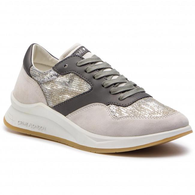 uk availability 897dd 77a32 Sneakers CRIME LONDON - Derby 25705PP1.25 Grigio Multicolore