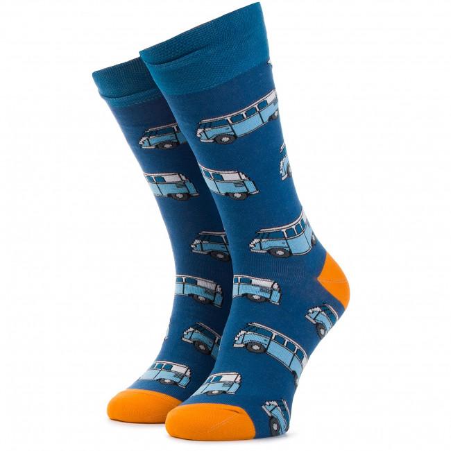 Dwuznaczny Szos Ogórek Tessili Cup Lunghi Donna Calzini Demon Multicolore Blu Of Scuro Accessori Unisex Błękitny Sox 3uJTFl1c5K