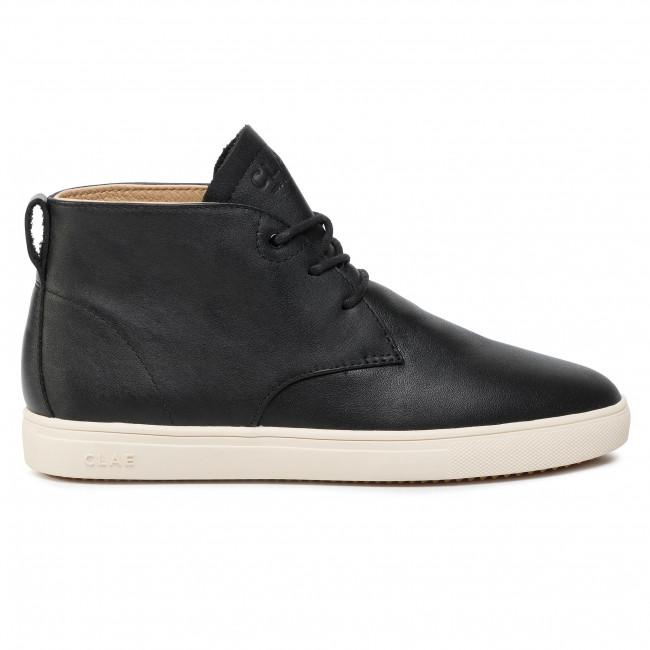 Polacchi CLAE Strayhorn Sp CL19CSU01 Black Milled Leather