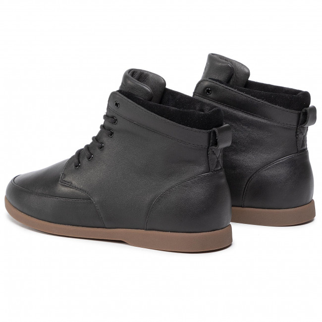 Black Clae Uomo Hamilton Milled Stivali Leather Cla01261 E Altri Polacchi IYDH9WE2
