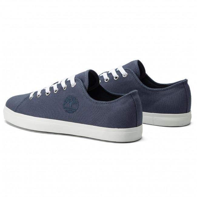Timberland Union Wharf Oxford Sneakers Basse Uomo Blu