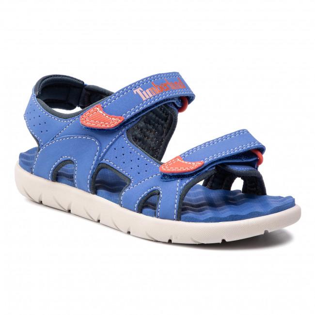 Sandali TIMBERLAND - Perkins Row 2-Strap TB0A1NJ8J451 Bright Blue
