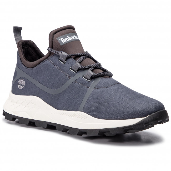 Sneakers TIMBERLAND Brooklyn Fabric Oxford TB0A1YZS033 Medium Grey Ripstop