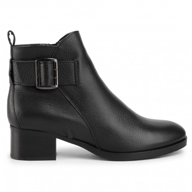 Tronchetti CLARKS Mila Charm 261434824 Black Leather