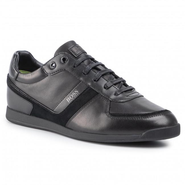 Sneakers BOSS - Glaze 50407902 10214384 01 Black 001