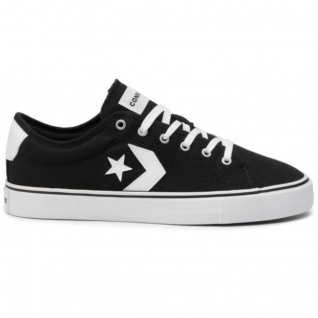 Sportive Da Uomo Star 163214c white Ginnastica Converse Basse Scarpe Replay Black white Ox N8m0wn