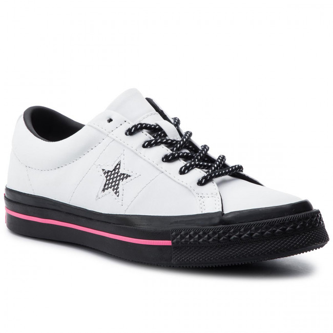 converse one star ox bianche donna