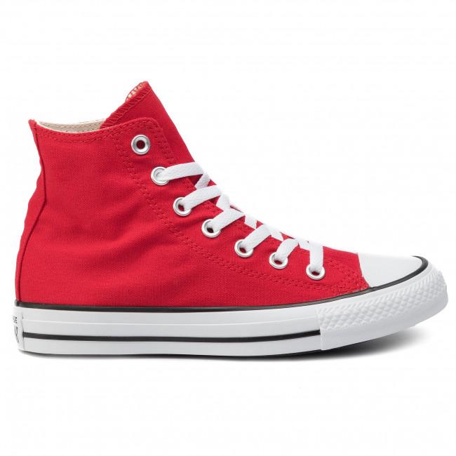 Ginnastica b Hi Red Basse Ctas Converse Scarpe white 165695c Da Donna Enamel 7gbfY6yv
