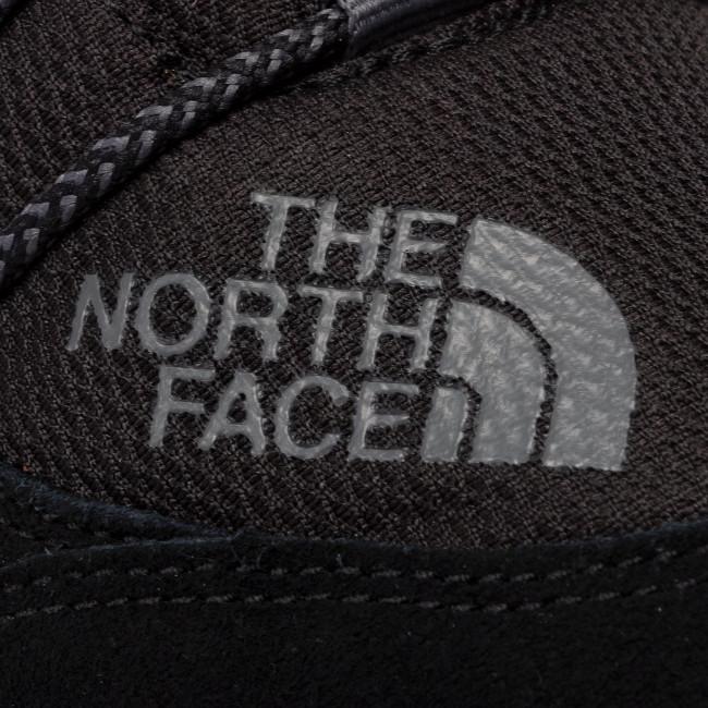 Scarpe da trekking THE NORTH FACE - Mountain Sneaker II T93WZ7KZ2 Tnf Black/Zinc Grey - Scarpe da trekking e scarponcini - Scarpe basse - Uomo