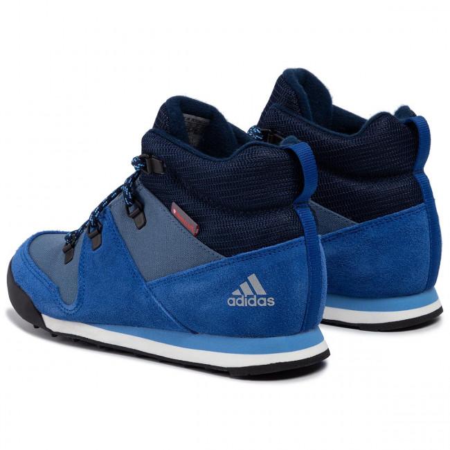 Scarpe adidas - Cw Snowpitch K G26575 Tecink/Croyal/Reablu - Scarpe da trekking e scarponcini - Stivali e altri - Donna