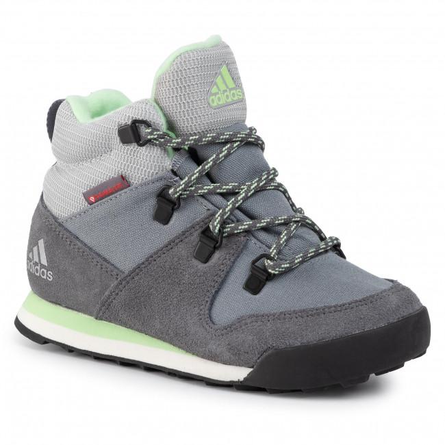 Scarpe adidas Cw Snowpitch K G26576 GrethrGrefouGlogrn