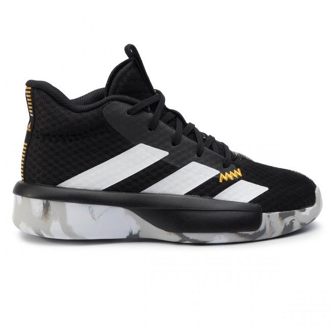 Scarpe adidas Pro Next 2019 K F97305 CblackFtwwhtActgol